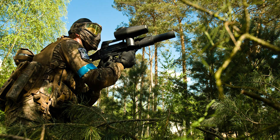 Paintball Info Blog